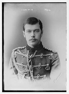 Czar at in uniform, Bergamasco / Bergamasco Zar Nikolaus Ii, Posh Clothing, Grand Prince, Familia Romanov, Reine Victoria, House Of Romanov, Tsar Nicholas Ii, Imperial Russia, Rich Man