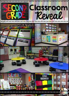 Second grade classroom organization ideas best images about creative 2nd Grade Class, 2nd Grade Teacher, 3rd Grade Classroom, New Classroom, Kindergarten Classroom, Second Grade, Fourth Grade, Grade 2, Apple Classroom