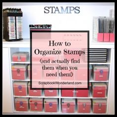 How to Organize Stamps promo image small