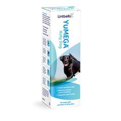 Lintbells YuMEGA Itchy Dog Supplement