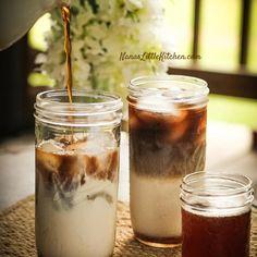 Caramel Macchiato -USE Pouring 1100