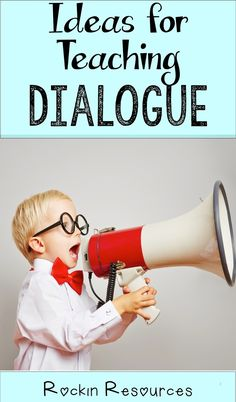 Rockin Resources: Writing Mini Lesson #20- Dialogue in a Narrative Essay