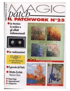 Magic Patch - Il PAtchwork № 25
