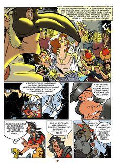 Téléchargement de bande dessinée adulte