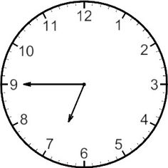 free analog clock clip art teaching math pinterest clip art rh pinterest com clipart of clocks with time clipart of clock
