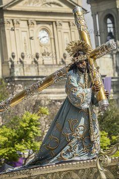 Jesus Nazareno de los Milagros Templo de San Jose 2014- Guatemala