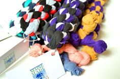 Wag Rags: Recycled T-Shirt Toys for dogs, Made in the USA