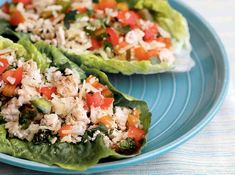 Low-carb Chicken Taco | Poultry | Recipes & Menus  | Yummy.ph the Philippine online recipe