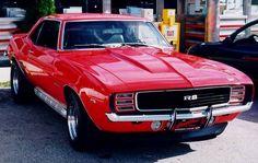 classic camaro | Chevrolet-Camaro1967