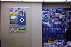 www.hsv-fotowand.de im HSV Store im Alstertal Einkaufszentrum