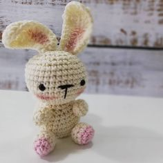 With new owner, as sweet as he is. Amigurumi Toys, Love Crochet, Teddy Bear, Sweet, How To Make, Handmade, Instagram, Candy, Hand Made