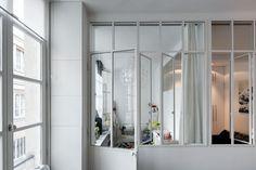 Un ancien atelier parisien transformé en loft (2)
