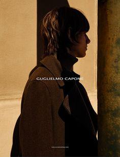 Guglielmo Capone Fall Winter 2015 Advertising Campaign - Otoño Invierno - #Menswear #Trends #Tendencias #Moda Hombre