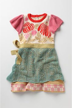 Anthropologie's Childrens. I am going to be in trouble with the triplets!!! So many beautiful clothes.