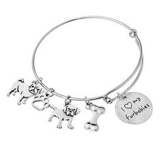 Our 'I Love My Furbabies' bracelet is a unique gift for any dog lover. Customize the bracelet by selecting dog breeds. Bangle Bracelets, Bangles, Dog Paws, Laser Engraving, Fur Babies, Dog Breeds, Your Dog, Dog Lovers, Unique Gifts