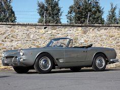 Maserati 3500 GT Spider by Vignale (1961-1963)