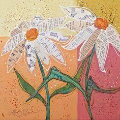 Floral Series by Elizabeth St. Hilaire Nelson