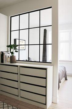Window in walk in closet Home Decor Bedroom, House Rooms, Home Bedroom, Bedroom Interior, Home And Living, Interior, Home Decor, House Interior, Home Deco