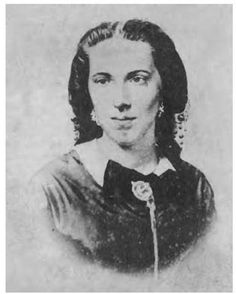 Belle Boyd, Confederate spy during the American Civil War. #TheAmericanCivilWar