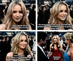 22 Times Jennifer Lawrence Was The Badass Woman You Aspire To Be