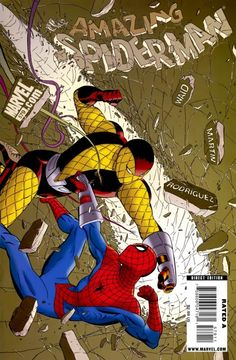 Spider-man vs The Shocker