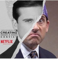 """""""creating a murderer"""" parody about Michael Scott from The Office memes michael scott 25 Office Memes That'll Tickle Your Beets Funny Office Memes, Office Jokes, Funny Memes, Hilarious, Memes Humor, Best Of The Office, The Office Show, Office Tv, Cool Office"""