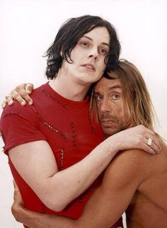 Do you like Iggy Pop? #Jack #white
