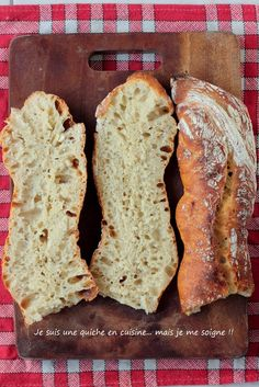 Je suis une quiche en cuisine… mais je me soigne ! Quiche, Soigne, Easy Bread, Bread Recipes, Entrees, Biscuits, Bakery, Food And Drink, Comme
