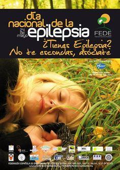 Hoy es el Día Nacional de la Epilepsia Movies, Movie Posters, Epilepsy, News, Films, Film Poster, Cinema, Movie, Film