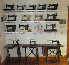 My Sewing Machine Obsession: The museum improving all the time