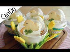 Silky pudding recipe【100均】とろけるヒヨコプリン作り方【キャンドゥ】