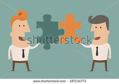 Business Man Connection , Eps10 Vector Format - 187134773 : Shutterstock