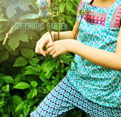 Rogerüths Garden: suprise suprise it`s jersey :-) für Jolijou