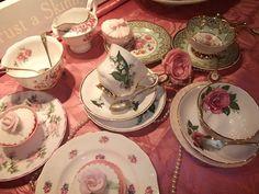 Charisma & Cobwebs, Pop-up Tea Rooms <3
