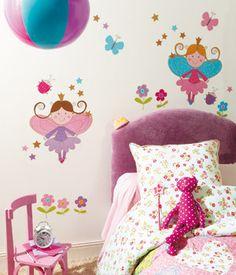 Caselio, vinilos infantiles para la pared con las pegatinas