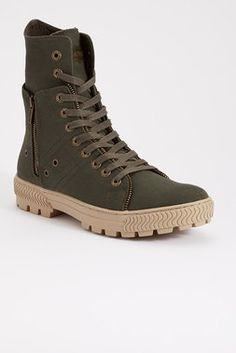 Levi's Footwear Sahara CT. Twill- Army