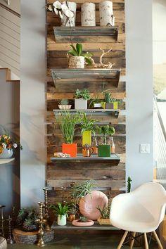The Best DIY Wood and Pallet Ideas: On peut faire des belles décorations en recyclant ...