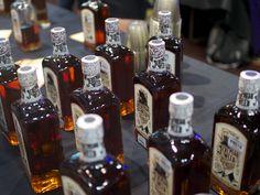Jeremiah Weed Whiskey photographed at the 2015 Houston Whiskey Fest