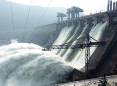 Dams provide an alternative to fossil fuels, but there are substantial environmental impacts to consider, such as the impact on the aquatic life and their surroundings.