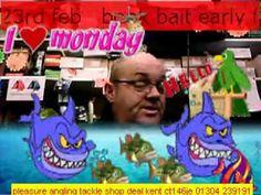 tackle & bait shop deal kent pleasuire angling 23rd feb 01304 239191