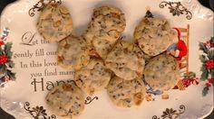 cookies alle arachidi e caramelle mou