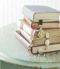 12 Handmade Gift Ideas Everyone Will Love - DIY Charming Bookmarks