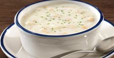 Red Lobster - New England Clam Chowder