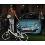FIAT 500 Bike - Pop Model Fiat Accessories, Car Parts And Accessories, Aftermarket Parts, Fiat 500, Bicycle, Pop, Model, Shopping, Bike