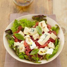 Salade Bressane au Bresse Bleu
