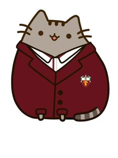 Pusheen the cat All hail Pusheen.