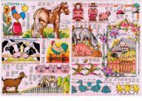 Gallery.ru / Фото #7 - Encyklopedia Punto de Cruzo vol.2 - mula
