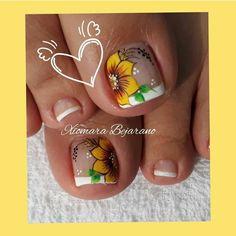 Toe Nail Designs, Toe Nails, Acrylic Nails, Manicure, Hair Beauty, Make Up, Toenails, Work Nails, Toenails Painted