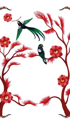 Gucci Ad, Krystal, Rooster, Artwork, Scene, Animals, Iphone Wallpapers, Backgrounds, Sweet 16