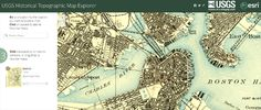 See US Towns Grow With These Historic Maps, from US Geological Survey